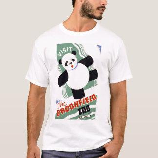 Visite a camisa de WPA t do vintage do jardim