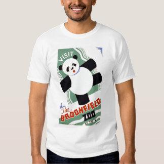 Visite a camisa de WPA t do vintage do jardim T-shirt