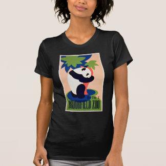 Visite o jardim zoológico!! camiseta