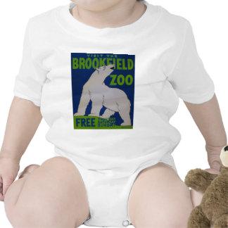 Visite o jardim zoológico!! macacãozinhos para bebê