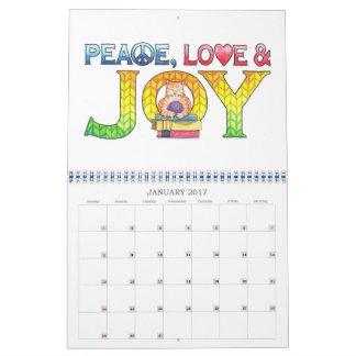 Visões & ano dos versos de calendário da