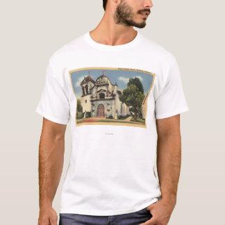 Vista da capela real de Presidio Camiseta