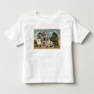 Vista da capela real de Presidio Camiseta Infantil
