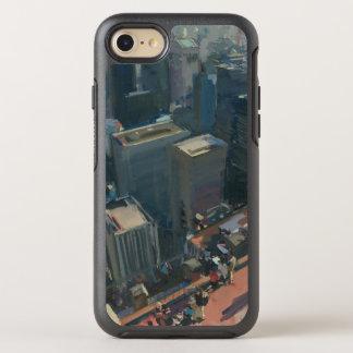 Vista da parte alta da cidade abaixo de 2012 capa para iPhone 8/7 OtterBox symmetry