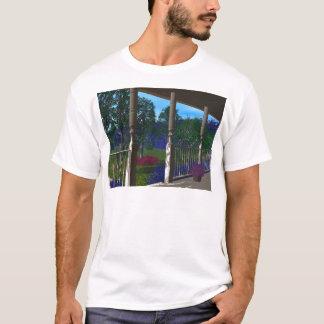 Vista do patamar camiseta