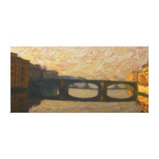 Vista do Rio Arno em Firenze - AR-0032A