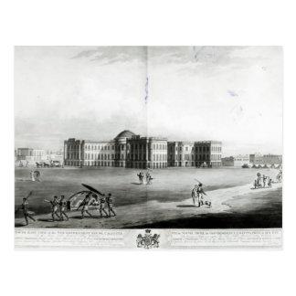 Vista do sudeste da casa nova do governo cartão postal