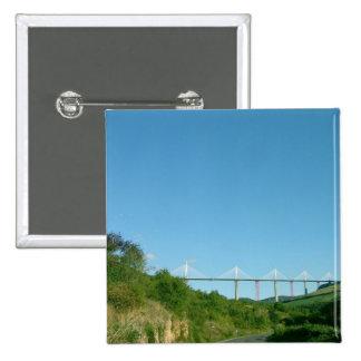 Vista do viaduto, terminada em dezembro de 2004 (p bóton quadrado 5.08cm