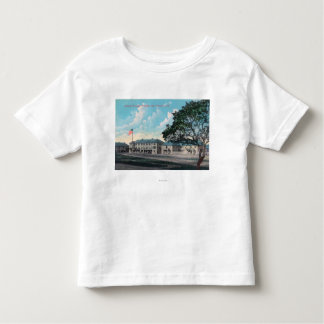 Vista exterior do Hospital Geral, Presidio Camiseta Infantil