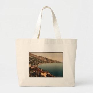 Vista geral, Mentone, Riviera Bolsas