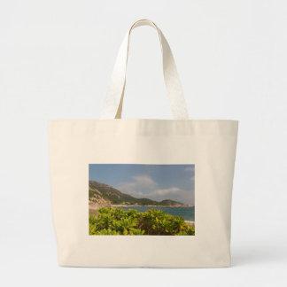 Vista panorâmica da ilha de Lamma da vila de Tung Bolsa Tote Grande
