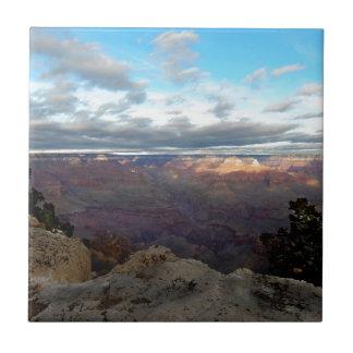 Vista panorâmica do Grand Canyon