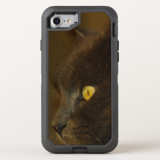 Vista para fora capa para iPhone 8/7 OtterBox defender