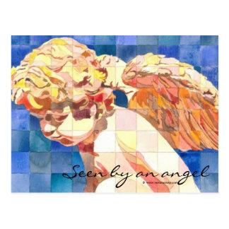 """""""Visto cartão de um anjo"""""""