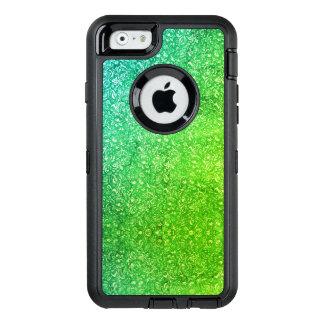 Vitalidade colorida brilhante floral verde de néon