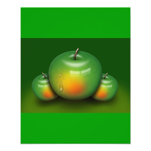 vitaminas saudáveis da cozinha da fruta da maçã ap panfletos personalizados