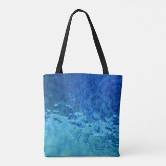 vitral abstrato do contemporâneo bolsa tote