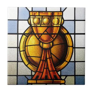 Vitral do Santo Graal - sacramento