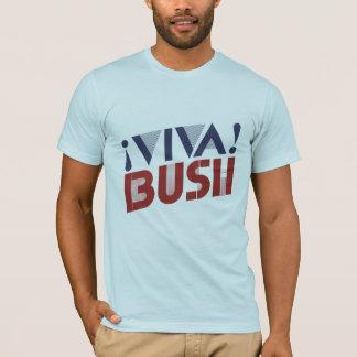 VIVA BUSH - .PNG CAMISETA