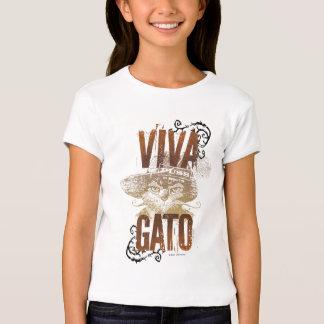 Viva Gato 2 Camiseta