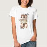 Viva Gato 2 Tshirts