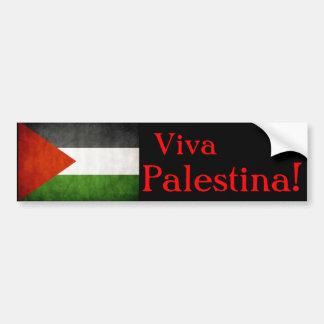 Viva Palestina! Adesivo Para Carro