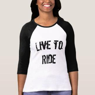 Viva para montar BMX T-shirt