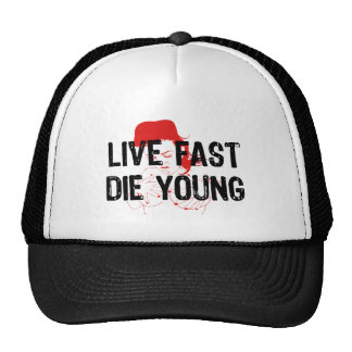 Viva rapidamente, morra jovens boné