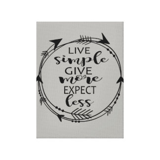 Viva simples dão mais esperam menos impressão da