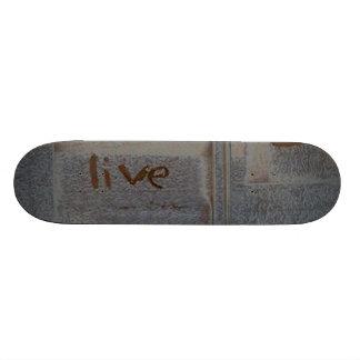 Vive   'a bagageira Talk Shape De Skate 19,7cm