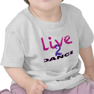 Vive a dança 2 tshirt