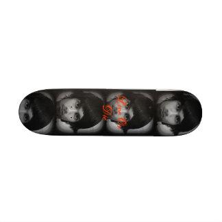 Vive ou morre o valor máximo de concentração no tr shape de skate 19,7cm