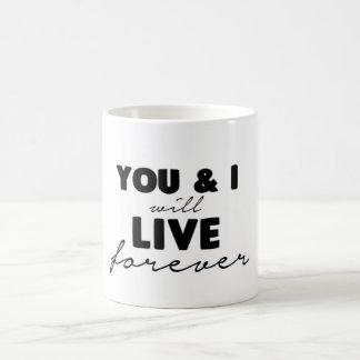 Vive para sempre a caneca