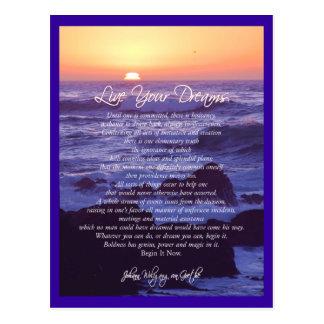 Vive seu cartão dos sonhos