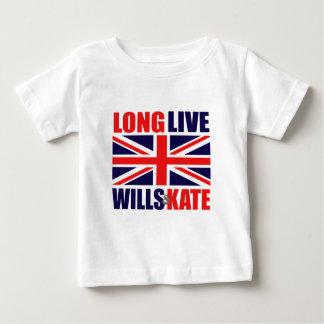 Vivem por muito tempo as vontades & a camisa da
