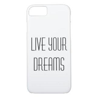Vivem suas capas de iphone dos sonhos