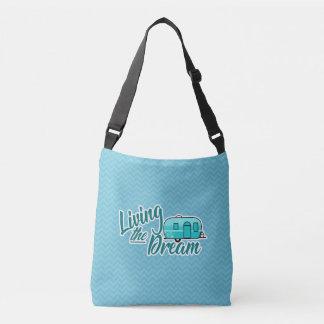 Vivendo as bolsas de acampamento do sonho
