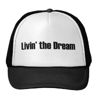 Vivendo o sonho boné
