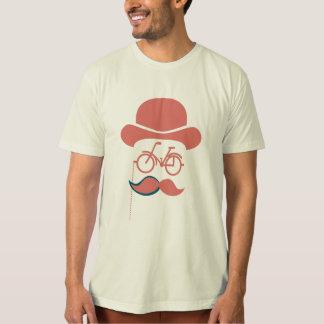 VK Ciclista Bigodão Camiseta