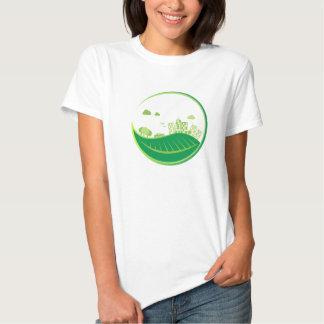 VK Nature Feminino Camiseta