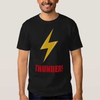 VK Thunder! Camiseta