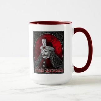 Vlad Dracula gótico Caneca
