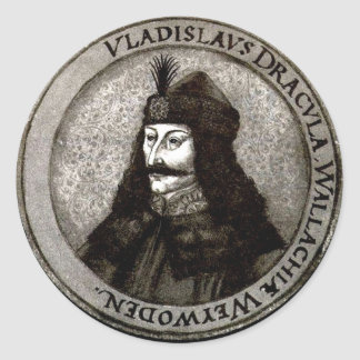Vlad o Impaler Adesivo