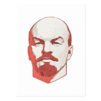 Vladimir Lenin Cartao Postal