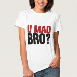 Você Bro louco? Tshirts