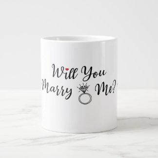 Você casar-me-á copo de café, caneca de café