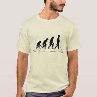 Você diz que você quer uma evolução camiseta