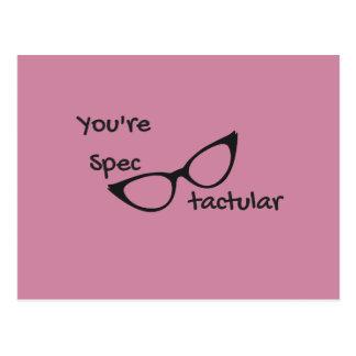 Você é cartão espectacular