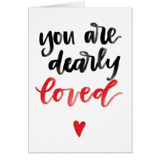 Você é cartão vazio cara amado