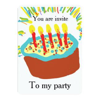 Você é convida a meu convite de festas